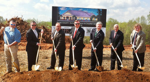 Municipal Development Services, LLC Breaks Ground on Banks County Human Services Facility
