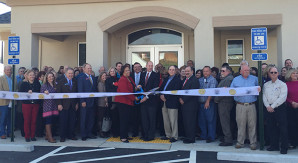 Banks County Human Services Facility Dedicated